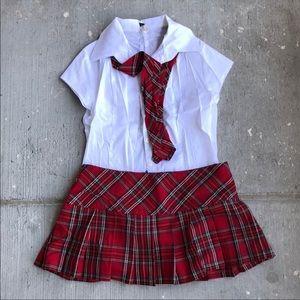 Other - School Girl Halloween Costume